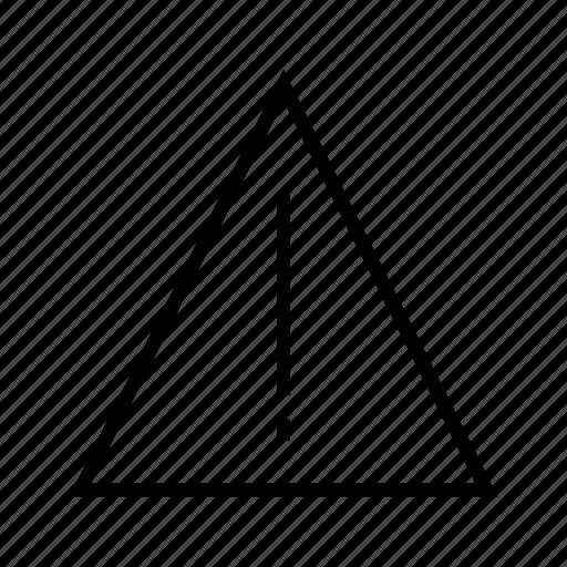Caution, danger, error, exclamation, mark, problem, warning icon - Download on Iconfinder