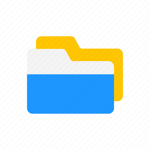 copy folder, documents, file, folder icon