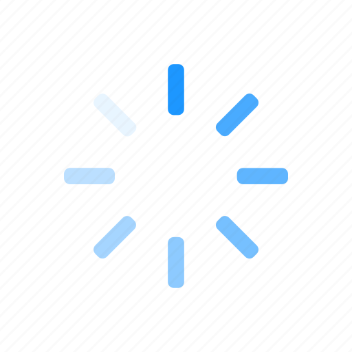 buffering, load, loading, processing icon