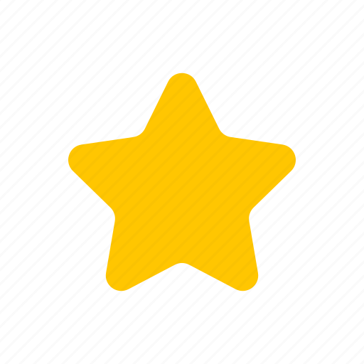 best, favorite, gold star, star icon