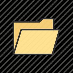 documents, file, finder, folder icon