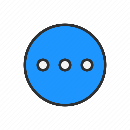 circle, loading, notification, settings icon