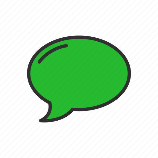 chat, comments, communication, message icon