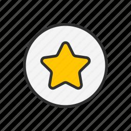 best, favorite, favourite, star icon