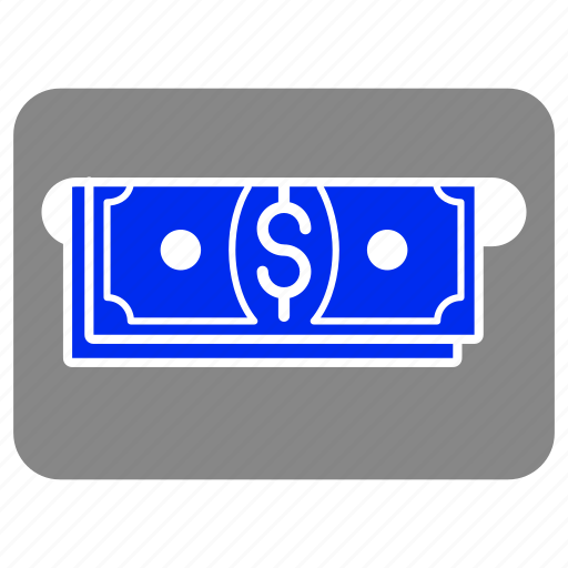 atm, bank, cash, curreny, finance, money, withdraw icon