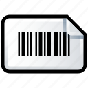 amount, barcode, code, price, sticker, tag icon