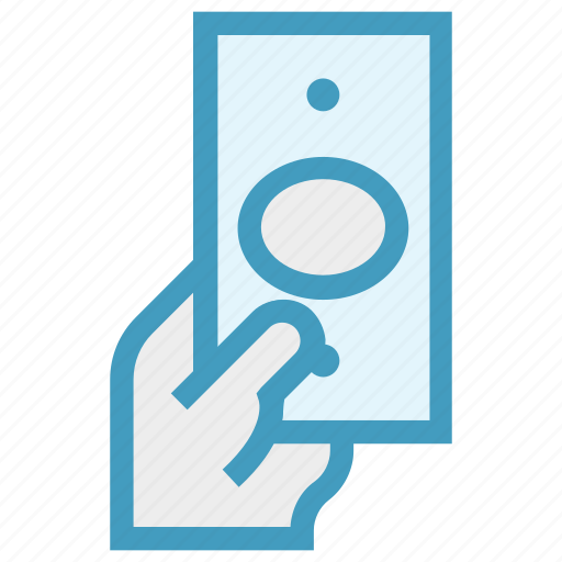cash payment, currency, dollar, hand, income, money, salary icon