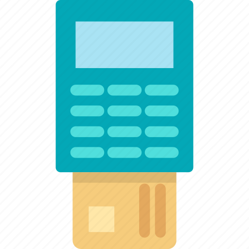 business, card, credit, money, payment, purchase, technology icon