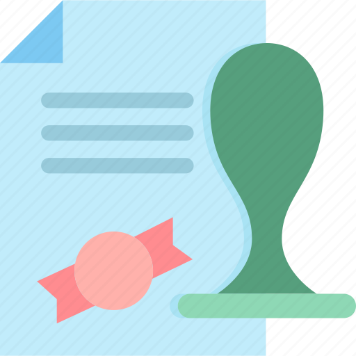 agreement, approval, approve, financial, investment, loan, success icon