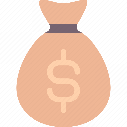 bag, banking, currency, dollar, investment, money, wealth icon