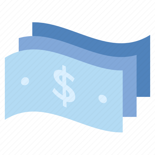 cash, dollar, dollar notes, finance, money, payment icon