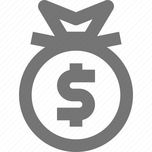 Bag, dollar, money, banking, finance, payment, savings icon - Download on Iconfinder