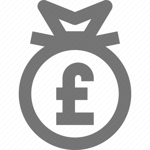 bag, currency, finance, money, payment, pounds, savings icon