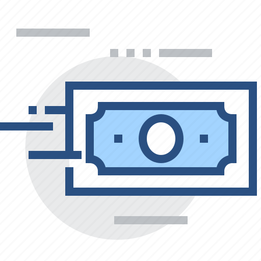 Cash, currency, flow, income, money, turnover, banknote icon - Download on Iconfinder