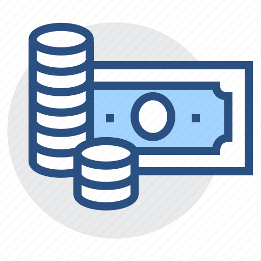 Salary, wage, remuneration, pay, note, currency, money icon