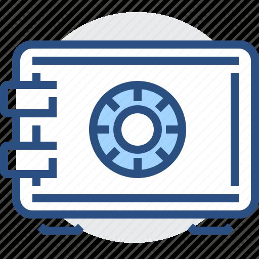 Bank, cell, deposit, money, safe, saving, strongbox icon - Download on Iconfinder
