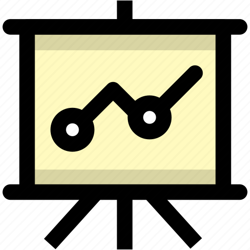 analytics, plan, report icon