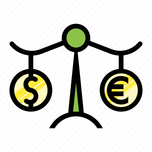 Bank, currency, exchange, money, rate icon - Download on Iconfinder