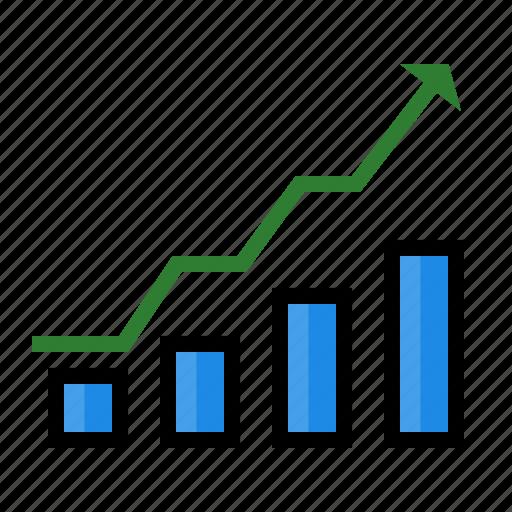 Analyze, balance, bank, statement, statistics icon - Download on Iconfinder