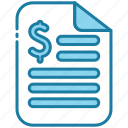 invoice, bill, receipt, finance