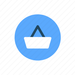basket, cart, items, purchases icon
