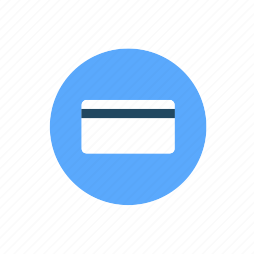 card, credit, credit card, visa icon