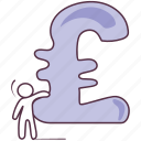 currency, finance symbol, international currency, pound sign, pound symbol icon