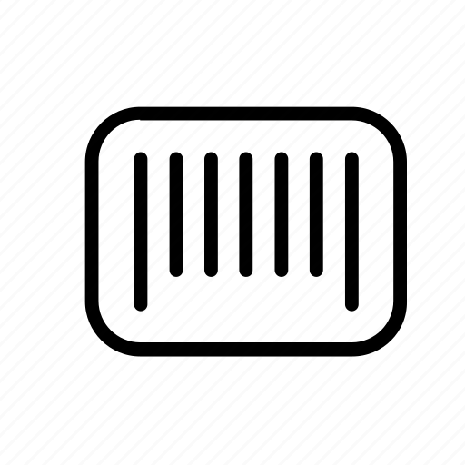 bar, bars, code icon