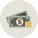 business, dollar, finance, money icon