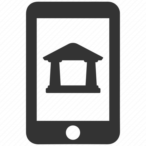 account, banking, finance, mobile, payment, service icon
