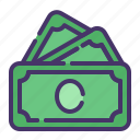 accounting, banking, business, cash, currency, finance, money icon