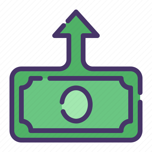 accounting, banking, business, currency, deposit, finance, money icon