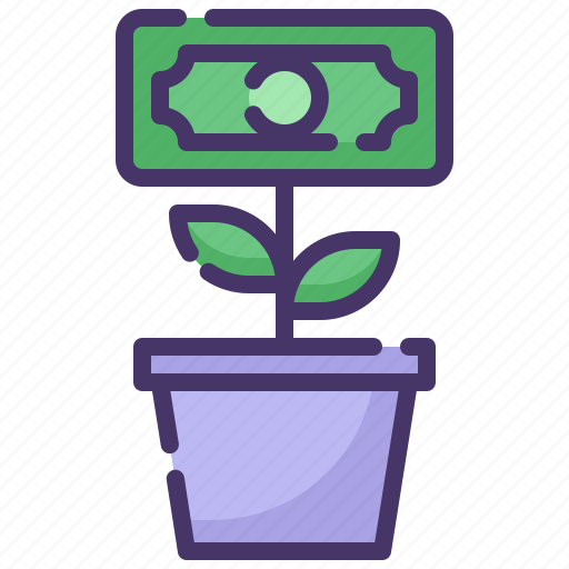 accounting, banking, business, currency, finance, investment, money icon