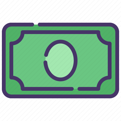 accounting, banking, business, currency, finance, money, single money icon