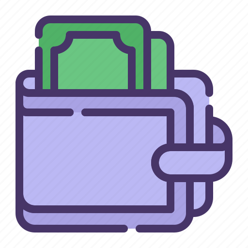 accounting, banking, business, currency, finance, money, wallet icon