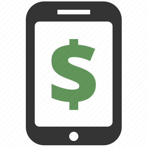 banking, buy, cash, currency, dollar, earn, earnings, ecommerce, finance, financial, mobile, monetization, money, online, order, payment, phone, price, store, telephone icon