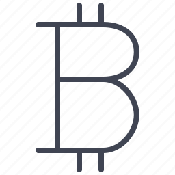 bitcoin, currency, finance, financial, money, payment icon