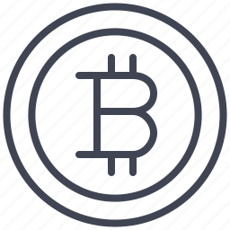 bitcoin, coin, currency, finance, financial, money icon