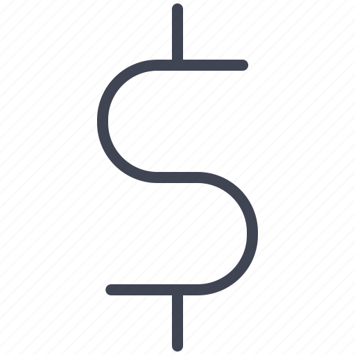 Dollar, sign, cash, currency, finance, money icon - Download on Iconfinder