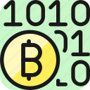 crypto, currency, bitcoin, code