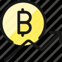 crypto, currency, bitcoin, increase