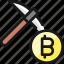 crypto, currency, bitcoin, mining