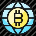 crypto, currency, bitcoin, world