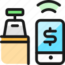 wireless, payment, smartphone