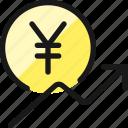 currency, yuan, increase