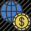 internet, global, economy