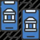 mobile, bank, transfer, banking, online, cell