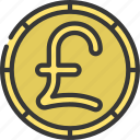 pound, coin, cash, currency, finance, pounds