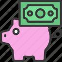 savings, piggy, bank, banking, saving