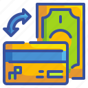 business, card, credit, exchange, finance, money, transfer